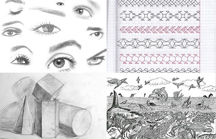 რას ამბობენ თქვენზე ნახატები, რომლებსაც ფურცელზე გაუცნობიერებლად ხატავთ