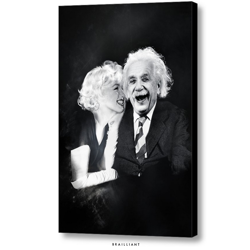 marilyn_monroe_albert_einstein_beauty_brain_2015_c_by_brallllant-d8aeuag